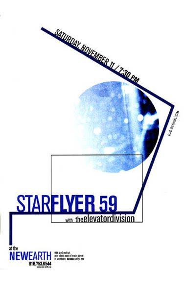 Starflyer 59 / Elevator Division
