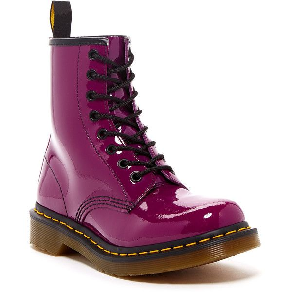 Dr. Martens 1460 W Lace-Up Boot found on Polyvore