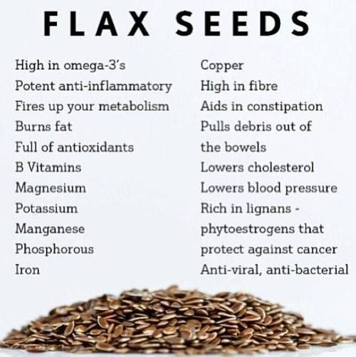 7 Best Flax Seed Benefits Images On Pinterest Healthy