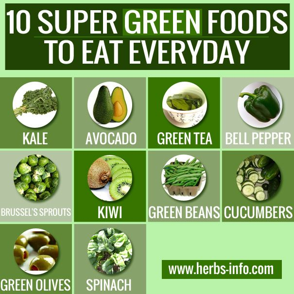 10 Super Green Foods To Eat Every Day ►► http://www.herbs-info.com/blog/10-super-green-foods-to-eat-every-day/?i=p