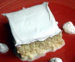 The history of Tres Leches Cake:  originated Central and/or South America