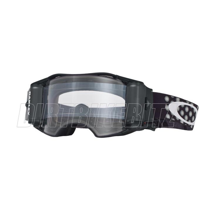 2013 Oakley Airbrake Mx Goggles - B1 B Stealth Airbrake Roll-off Goggle - 2013 Oakley Airbrake Mx Goggles - 2013 Motocross