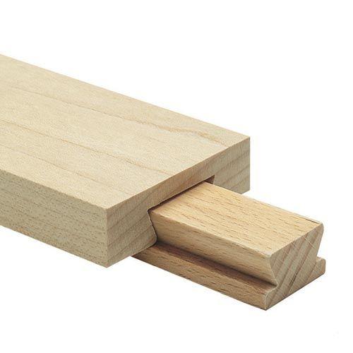 Classic Wood Center Mount Drawer Slide   Cabinet And Furniture Drawer Slides U2026