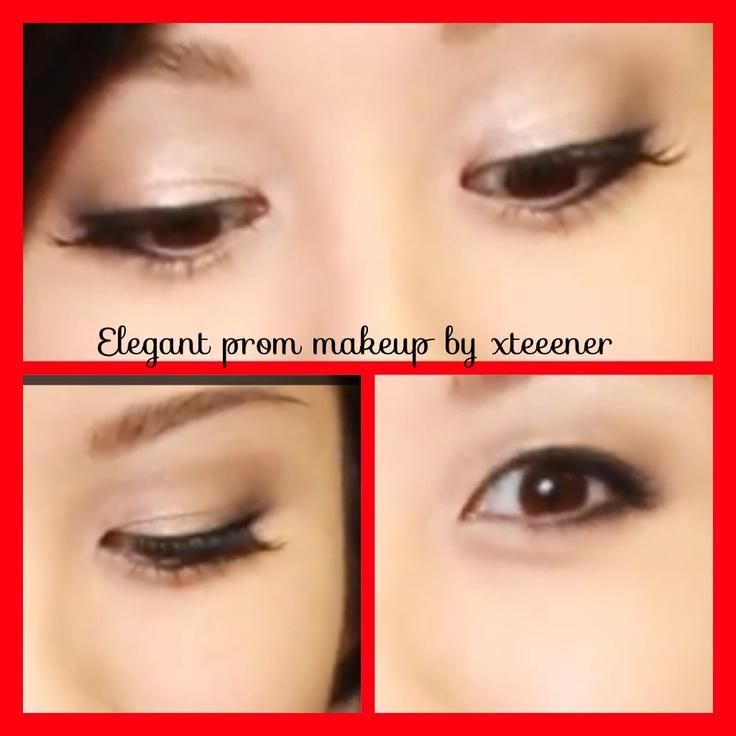 Simple Prom Makeup Pinterest