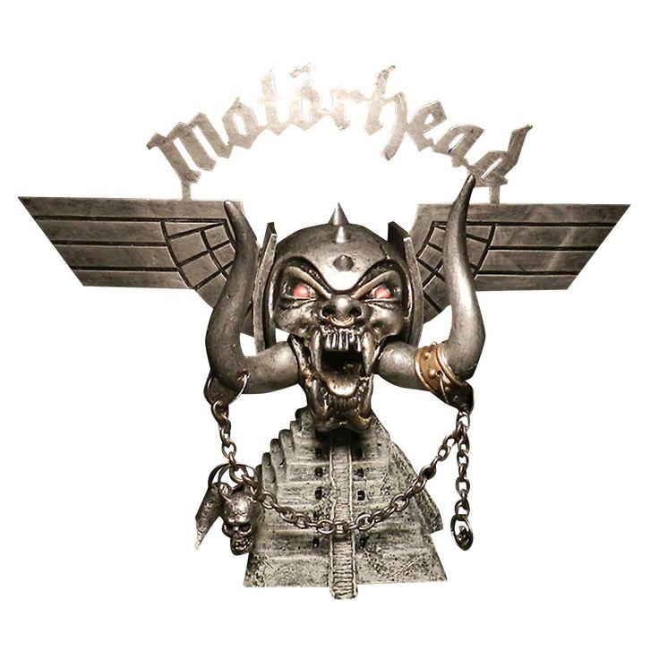 Motörhead Skulpturer -Warpig Statue- -- Kjøp nå hos EMP -- Mer Band merch Dekorasjonsartikler tilgjengelig online - Uslagbare priser!