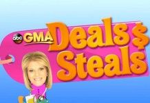 GMA Deals and Steals - Browse all of the latest GMA Steals and Deals featured on Good Morning America with Tory Johnson here!
