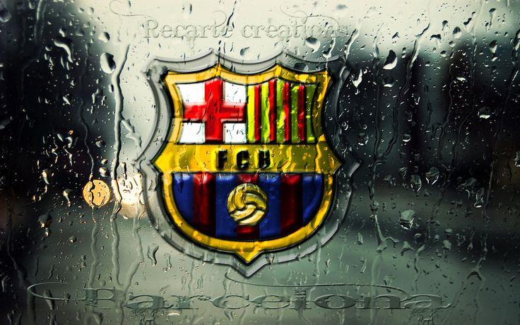 High Quality FC Barcelona Logo Wallpapers - http://wallucky.com ...