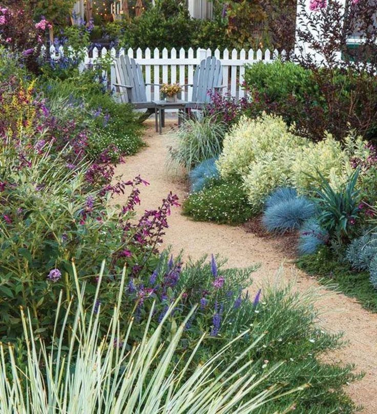 Beauty And Fresh Cottage Garden Ideas For Front Yard Inspiration 22 Side Yard Landscaping Front Yard Garden Front Yard Landscaping