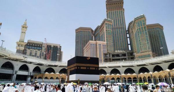 قرار عاجل للسلطات السعودية بمنع المعتمرين من دخول أراضيها إجراءات صادمة House Styles Mansions New York Skyline