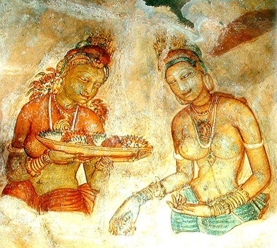 Stile arte o indù in India