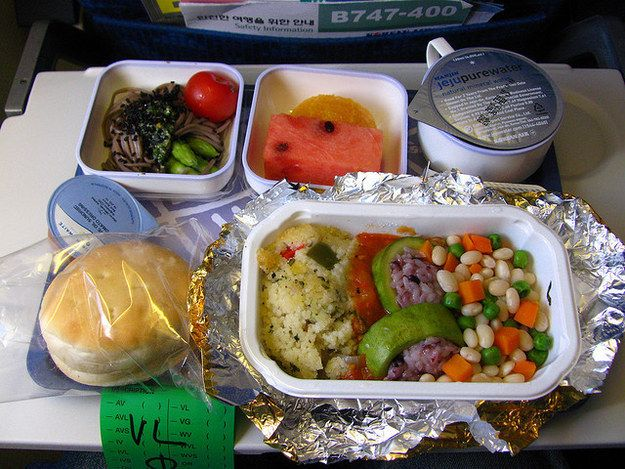 Korean Airlines | 18 Airline Foods From Around The World