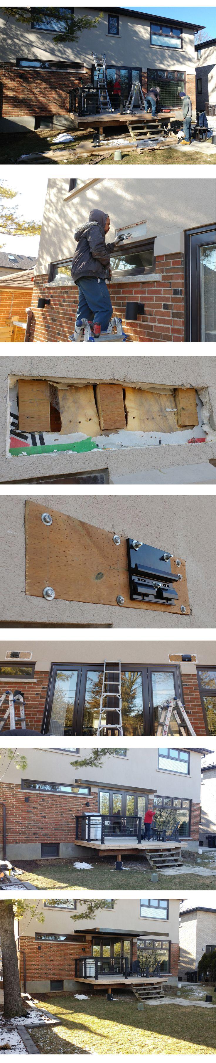 Stobag Stucco install Toronto