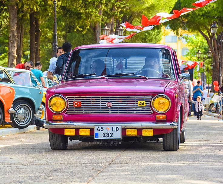 Murat 124 | Klasik 124 | Murat 124 Sevdası | Klüp 124 | Lada Vaz | Classics Car | Royal Stance