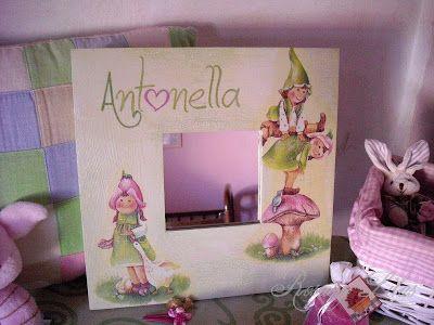 ☆Rosas y lilas☆: Duendecillos mágicos