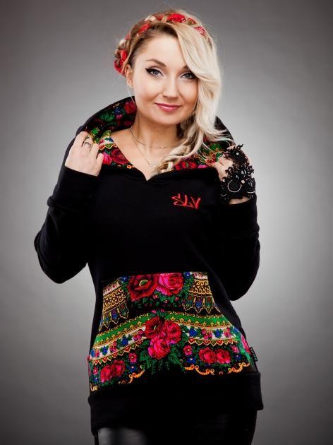 Slavic Pocket Hoody Black #urbancity