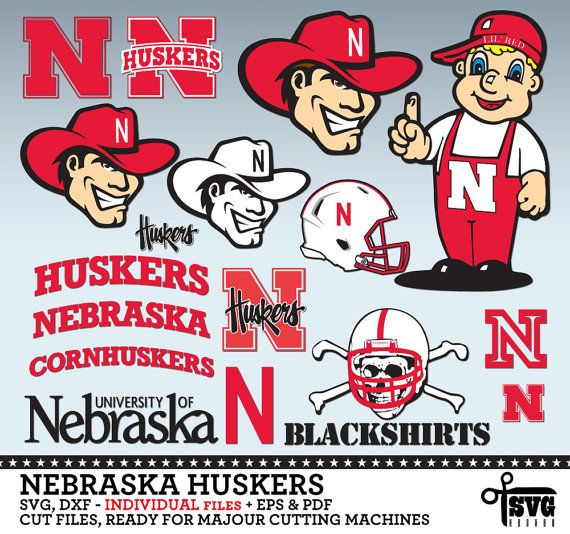 Pin By Oksana On Svg Cut Files Nebraska Football Cricut