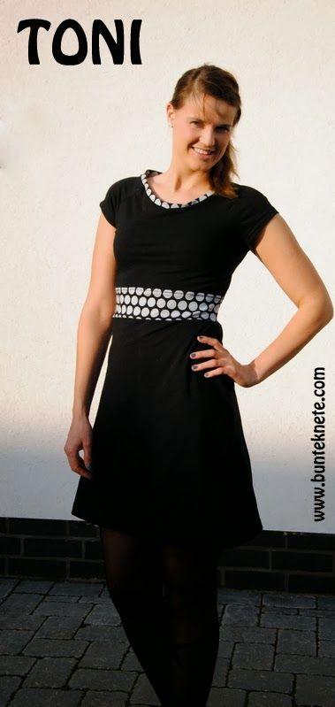 Bunte Knete von Frl. Päng: TONI... ein Kleid - viele Möglichkeiten