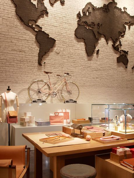 Shinola's NYC flagship store