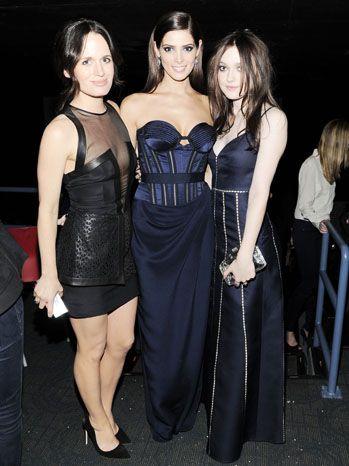 THR and Samsung Galaxy's 'Twilight' Screening: Ashley Greene, Dakota Fanning, Elizabeth Reaser