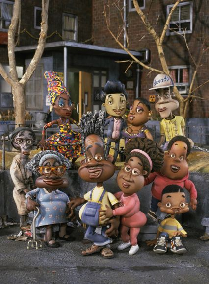 Cast of the The PJs  #thepjs AfroAF/BlackSF: Photo