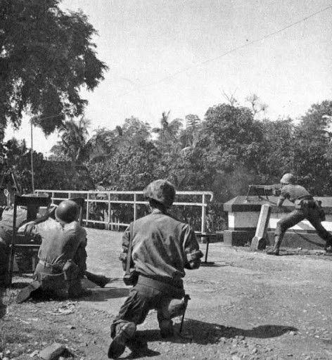 Mariniers in Nederlands – Indie 1946 - 1949 - Slide Show - De Website mariniers-qpo!