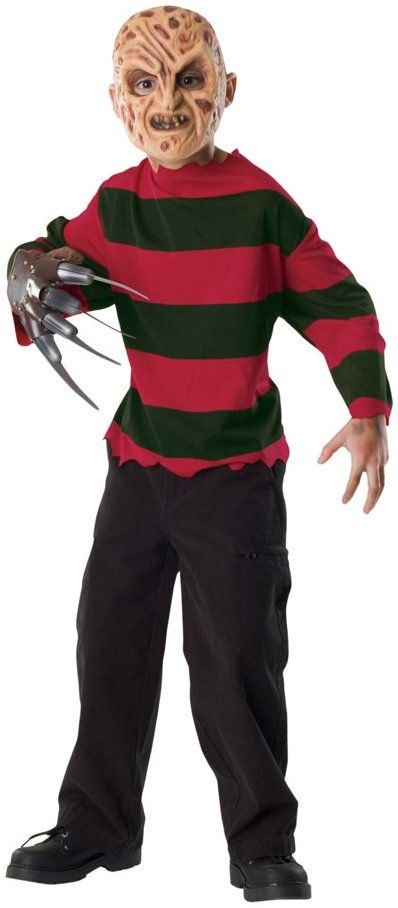 productdetail accessories makeup costume kits name a nightmare on elm street freddy krueger - Freddy Krueger Halloween Decorations