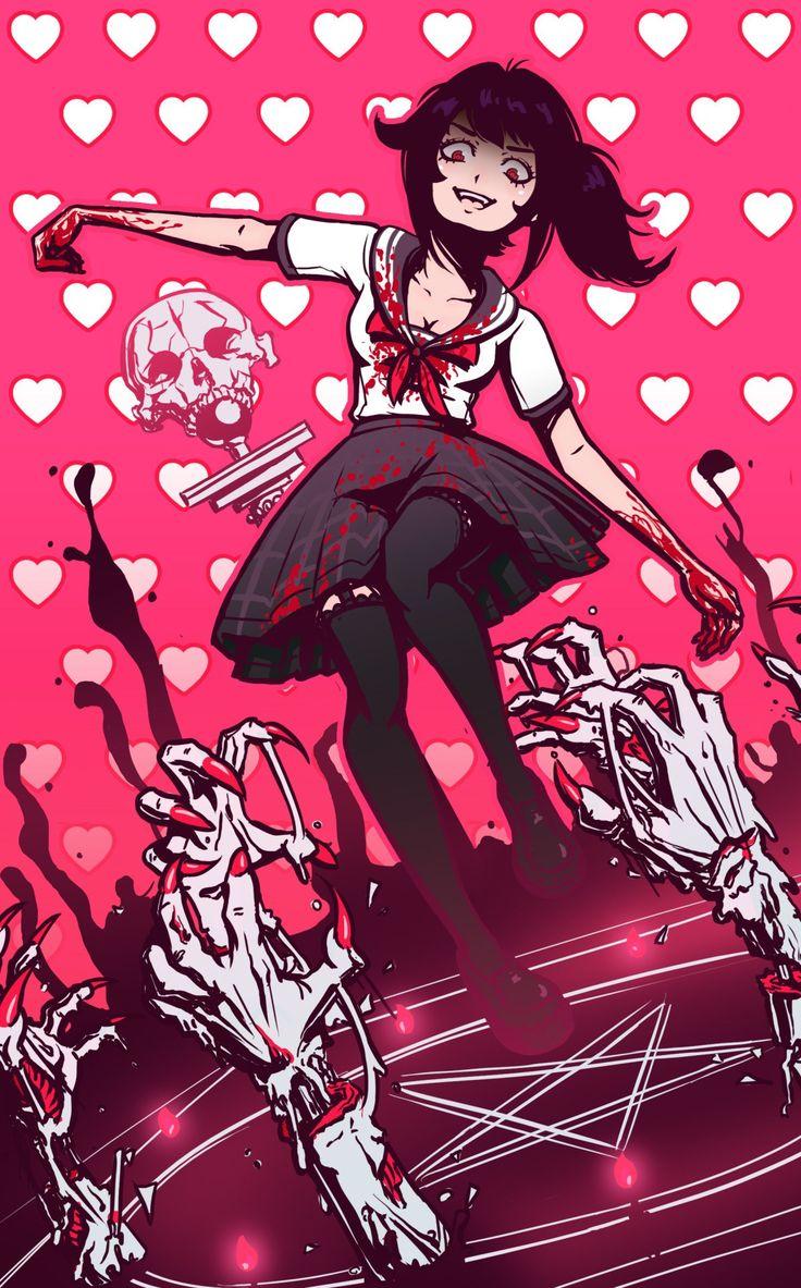 Game development blog yandere classmates anime pinterest nice - Game Development Blog Yandere Animeyandere