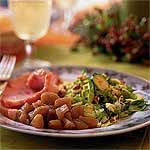 Cinnamon Stewed Apples--companion for ham or pork