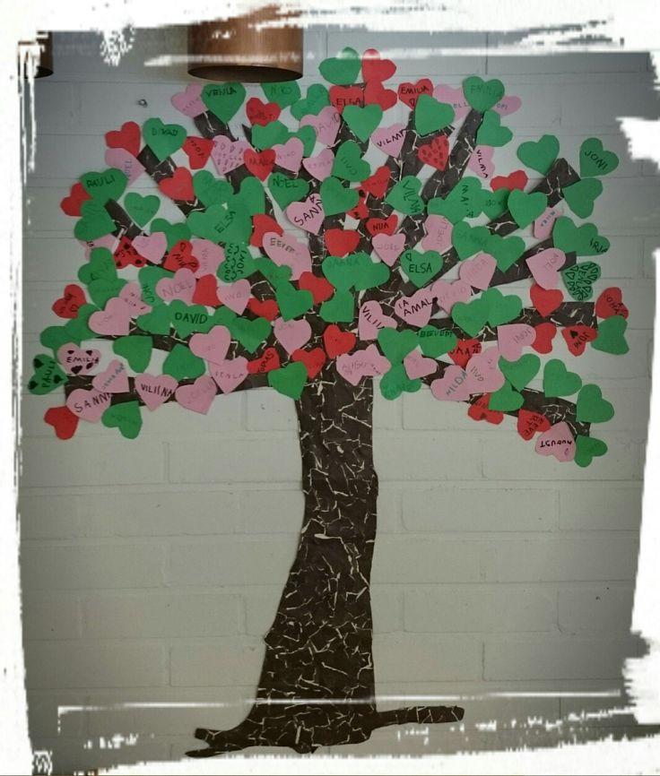 Ystävyyden puu
