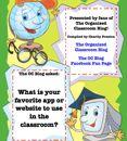 Classroom Website Suggestions Free e-Book
