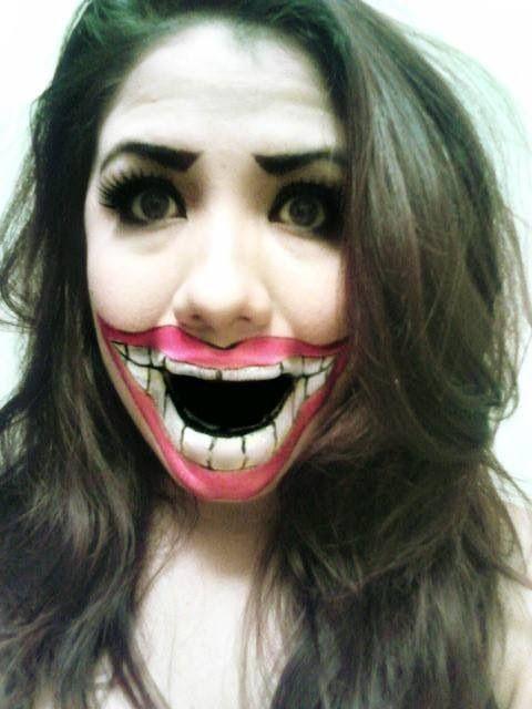 37 best HALLOWEEN images on Pinterest | Halloween makeup ...
