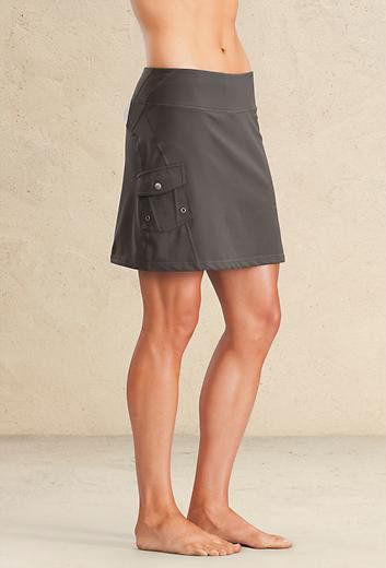 Athleta Oasis Skort: While this isnt the right choice for a multiday backcountry hike, the Athleta Oasis Skort ($64) is a nice alternative to a pair of shorts when a day hike is calling. Its more than just a feminine fashion statement, too: moisture-wicking with CoolMax technology, the Oasis skort is also made with built-in UPF 50+ sun protection.