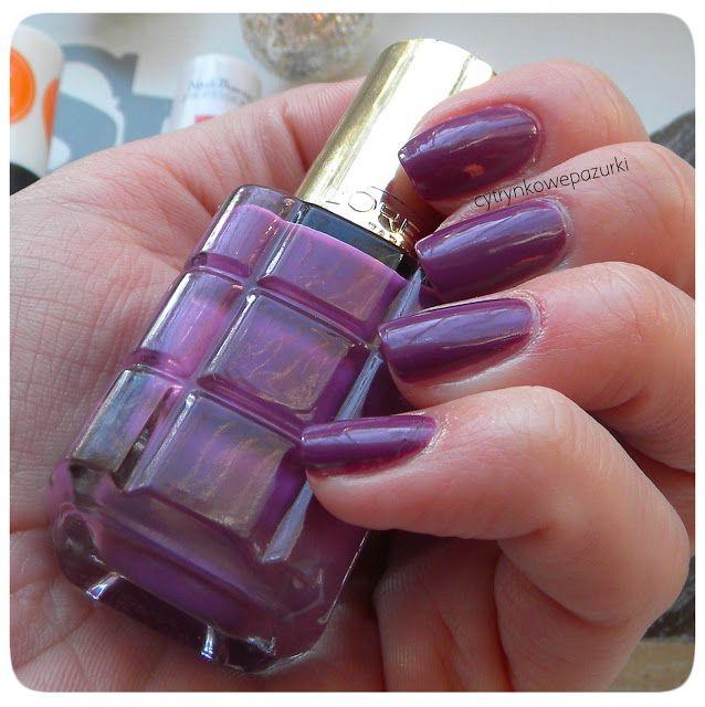 L'Oreal Paris Color Riche 332 Violet Vendome