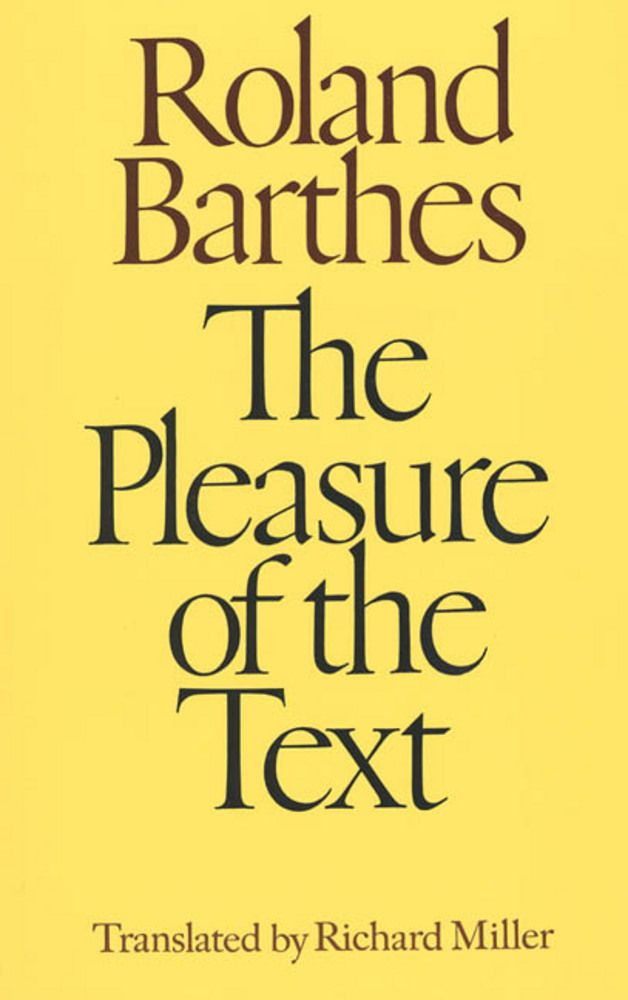 barthes essays Roland barthes, in full roland gérard barthes, (born november 12, 1915, cherbourg, france—died march 25, 1980, paris), french essayist and social and literary critic.