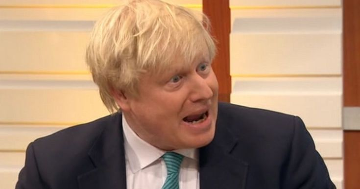 Boris joining in is the best thing that could have happened for Labour The Foreign Secretary was pursued over the false boast he backed in the EU referendum campaign by Good Morning Britain presenter Susanna Reid