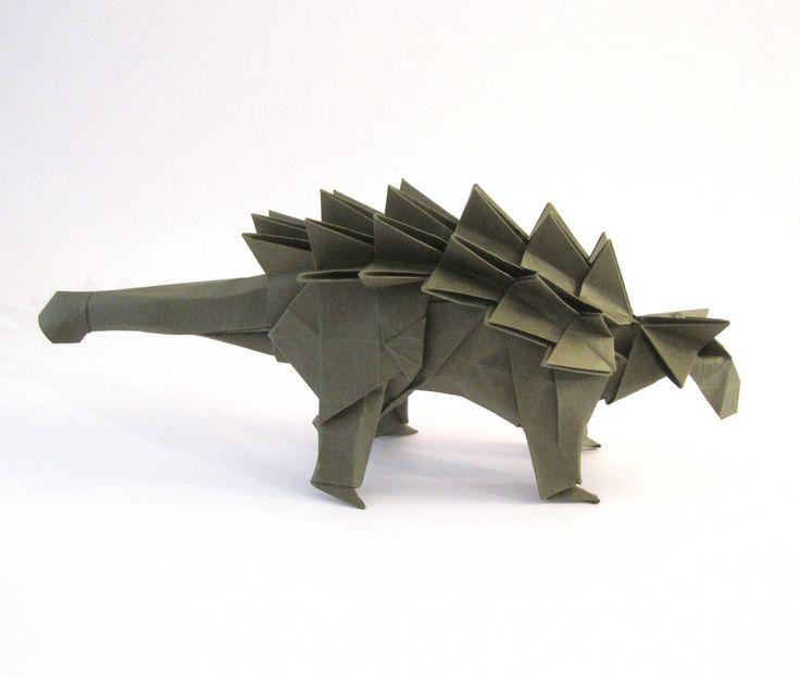 Ankylosaurus by tetsuya gotani