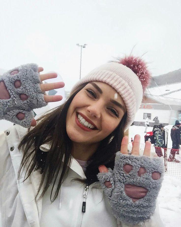 Yağmur Tanrısevsin ☺ #fashion #winter