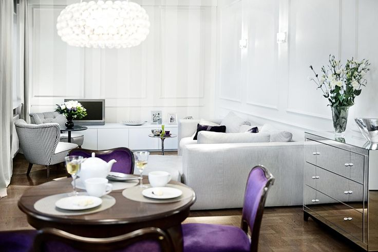 Apartament dla dwojga - galeria projektowanych wnętrz - Anna Koszela Studio Projektowe Warszawa