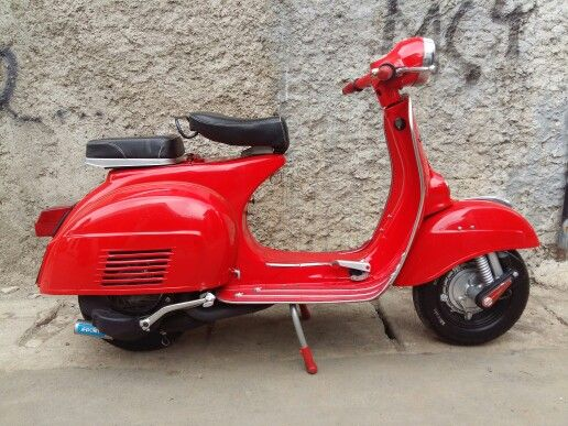 #vespa #sprint #veloce #1973 #polini #scooter