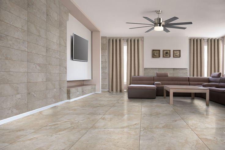 Los modelos de ocho aspas son ideales para espacios muy amplios.