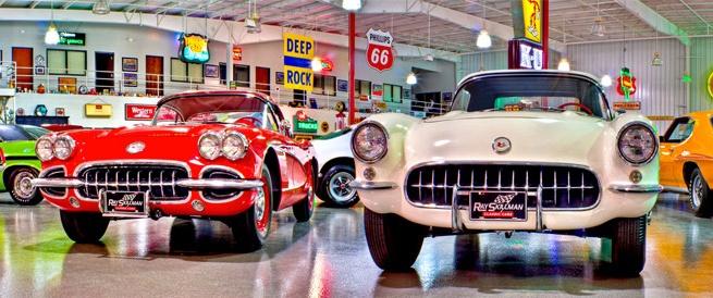 Ray Skillman Collector Car Sales Indianapolis Indiana