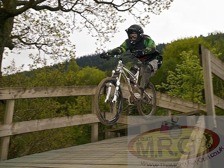 Cwmcarn Downhill 19-05-12