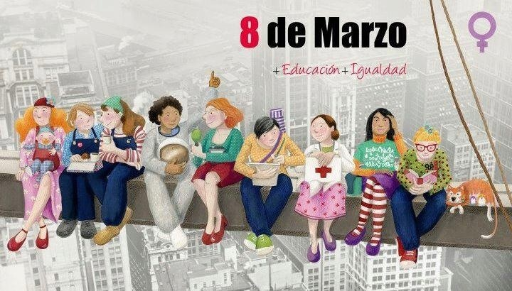 8 de marzo: The Woman, Artwork, Illustration, Women, Of The, Day, Day, March, Monica Road
