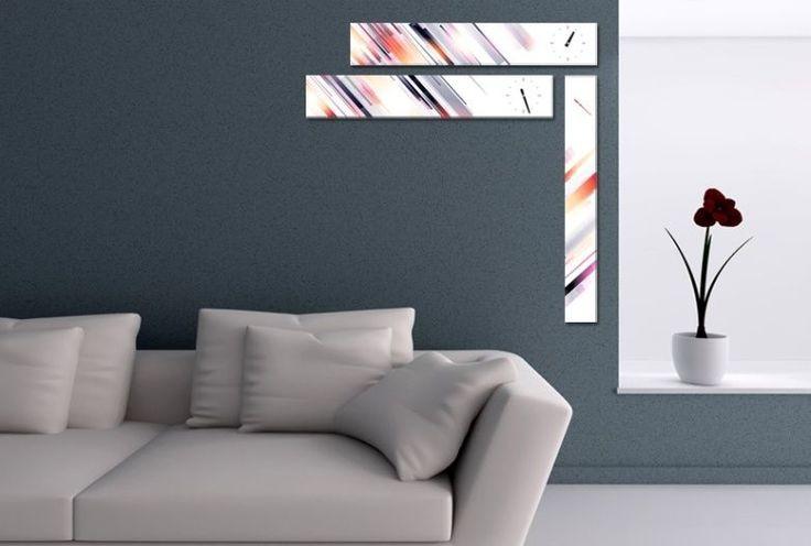 Interior Wall Shiny Home Decor, Modern Luxury 3pcs Framed Wall Art   #LEMONART #ArtDeco