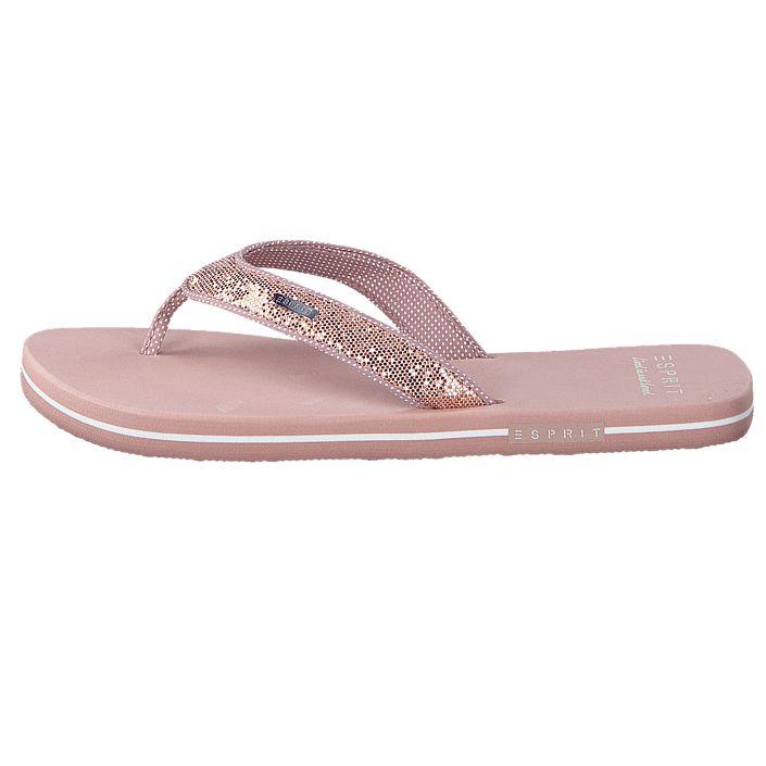Köp Esprit Glitter Thongs 037EK1W005 685 Nude | Flip Flops för Dam ✓ Fri frakt ✓ Fri retur ✓ Snabba leveranser. Prisgaranti!