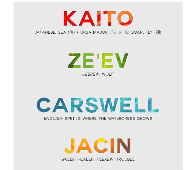 Guys I just can't with these.. Like Carswell means waterCRESS. Wat. Marissa blows my mind with the way all of her characters' names have to do with the story and everything. And Jacin means healer AND trouble... I can't