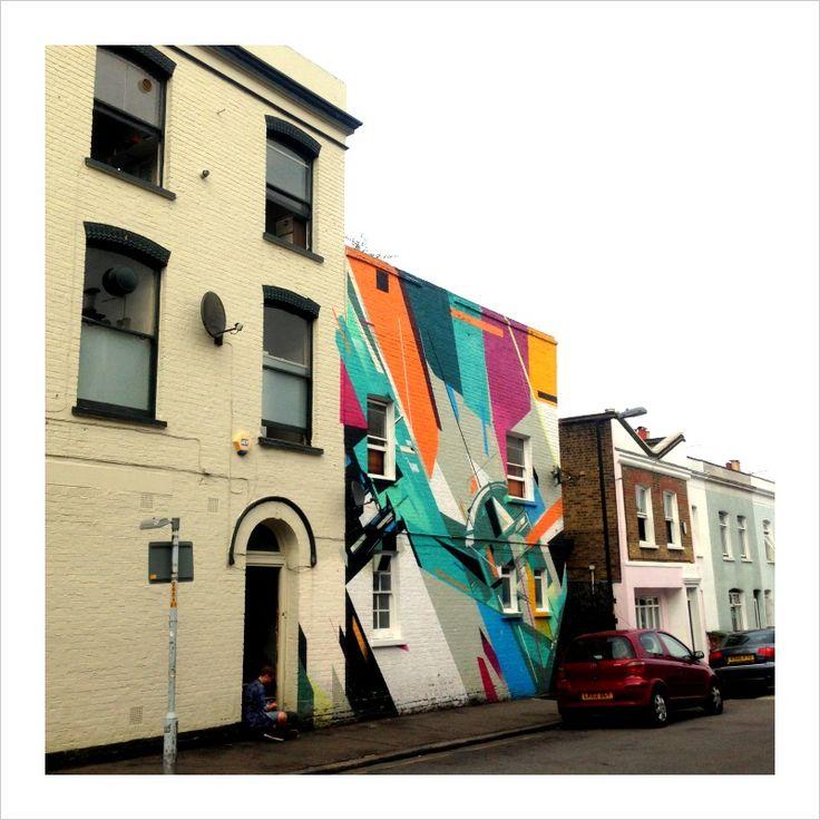 Street art // East Dulwich