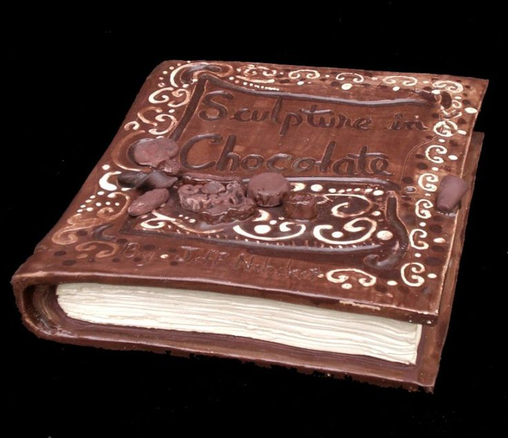 Chocolate Sculpture Book