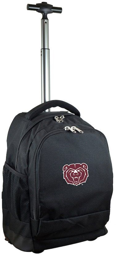 NCAA Missouri State Bears Premium Wheeled Backpack