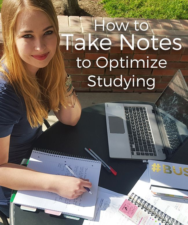 How to take notes to optimize your studying time later on! Definitely the best tips for note taking in college.